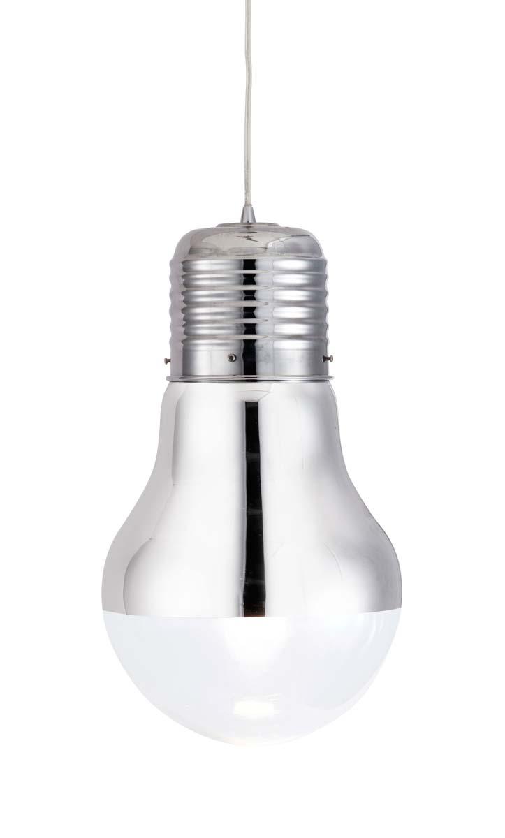 Zuo Modern Gliese Ceiling Lamp - Chrome