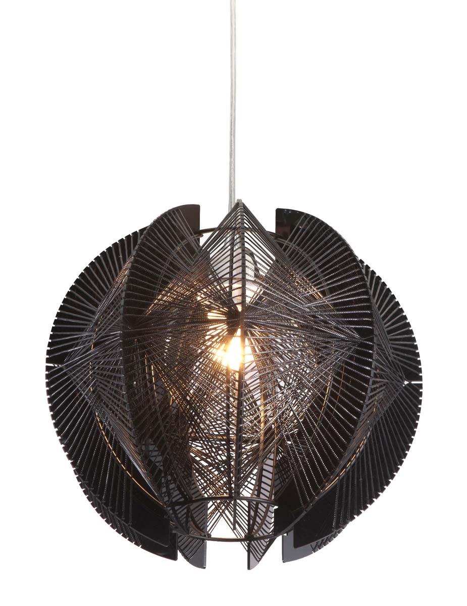 Zuo Modern Centari Ceiling Lamp - Black