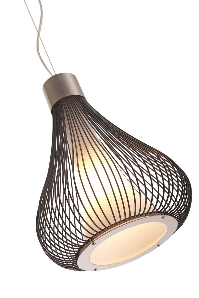 Zuo Modern Interstellar Ceiling Lamp - Black