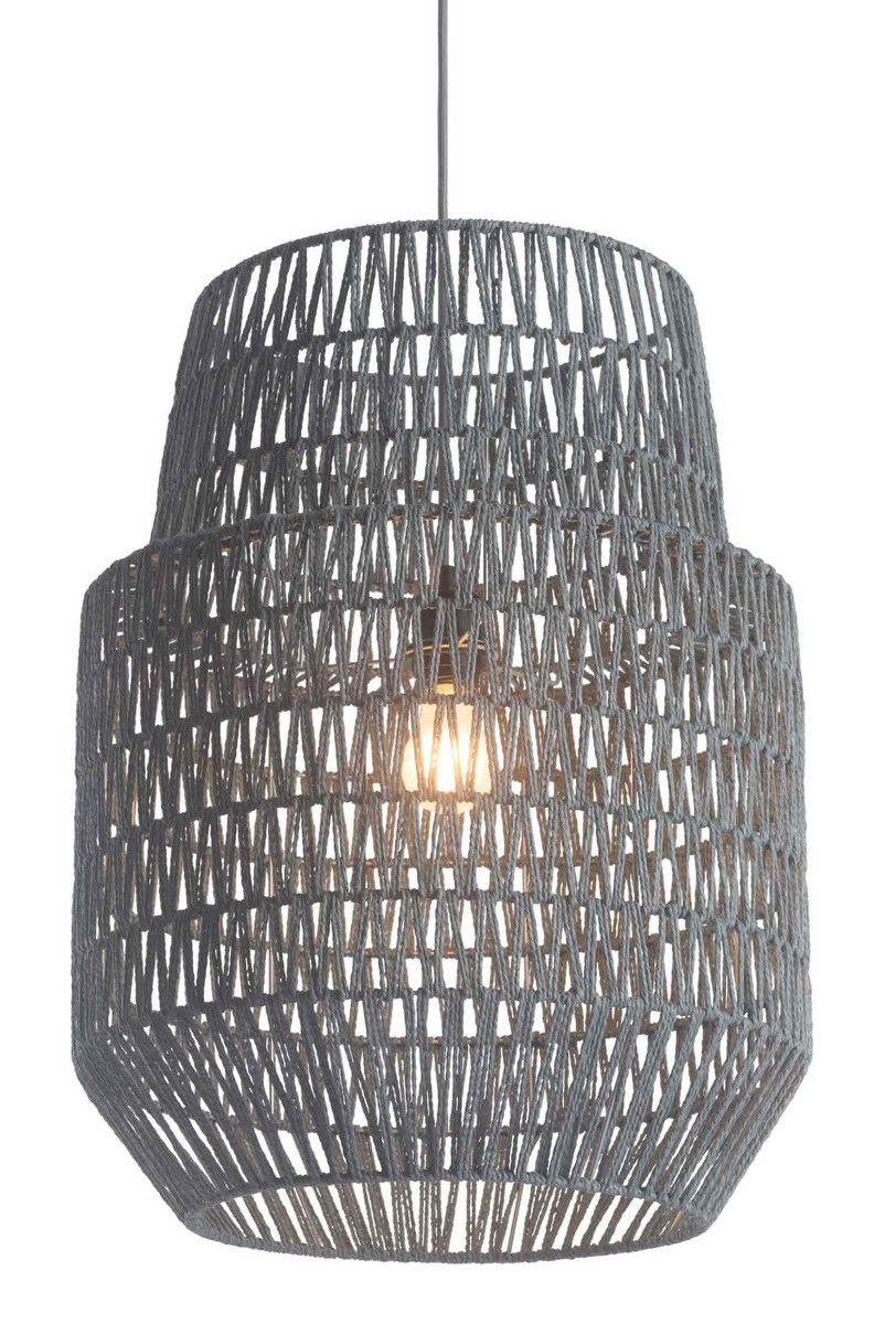 Zuo Modern Daydream Ceiling Lamp - Gray
