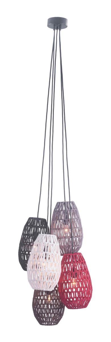 Zuo Modern Utopia Ceiling Lamp - Multicolor
