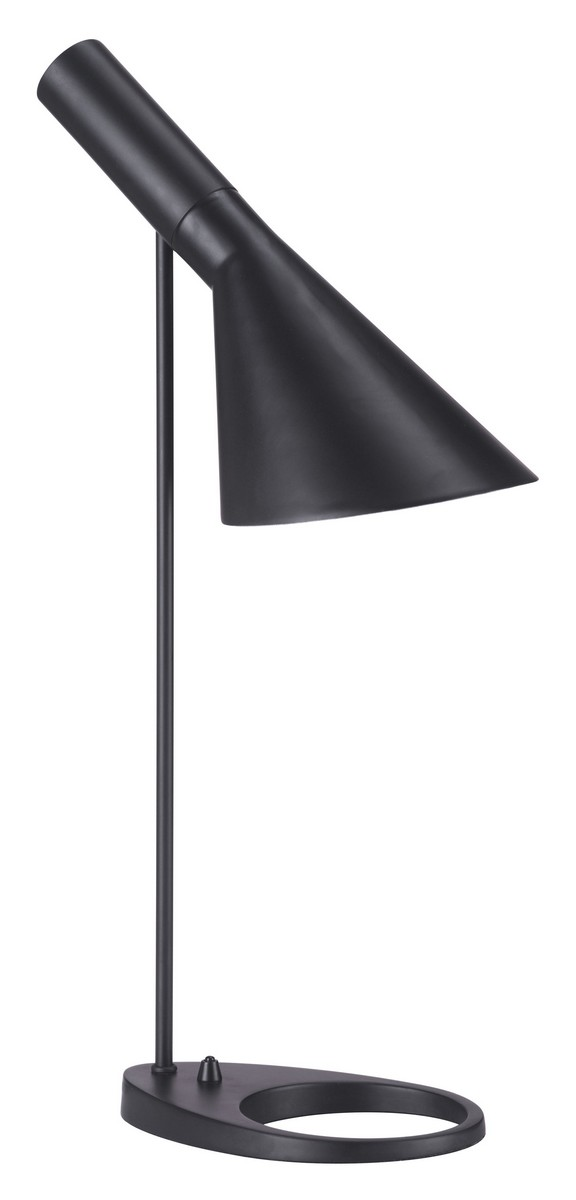 Zuo Modern Hop Table Lamp - Black