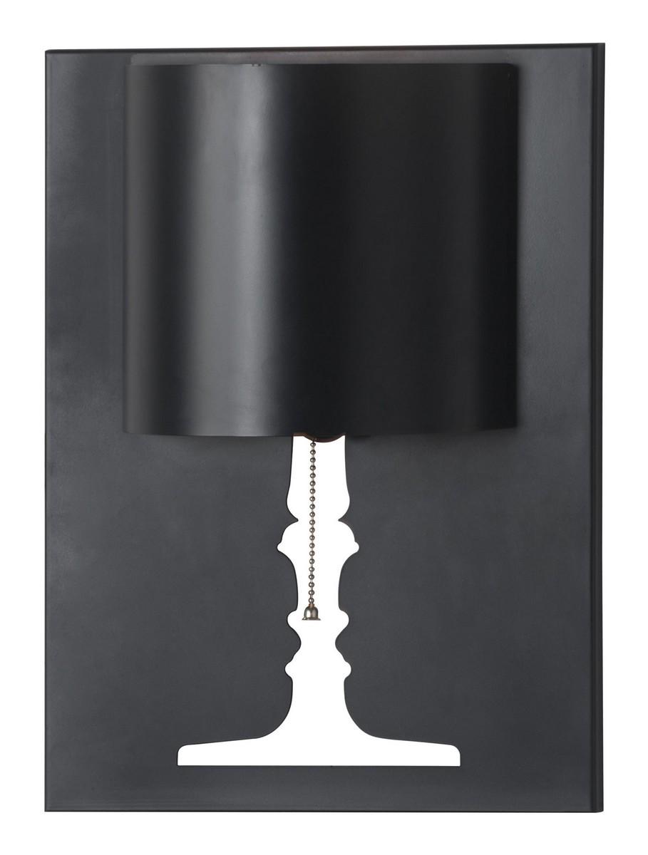 Zuo Modern Dream Wall Lamp - Black