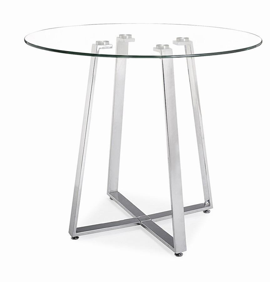 Zuo Modern Lemon Drop Counter Table