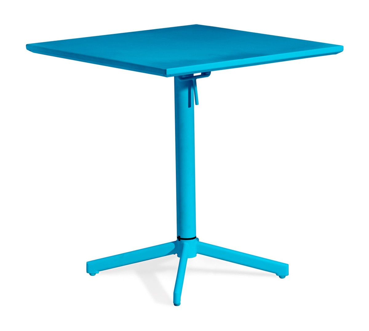 zuo modern big wave square folding table