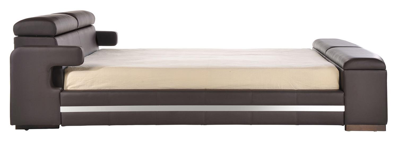 Zuo Modern Truffaut Bed - Espresso
