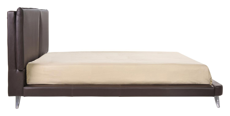 Zuo Modern Rivette Bed - Espresso