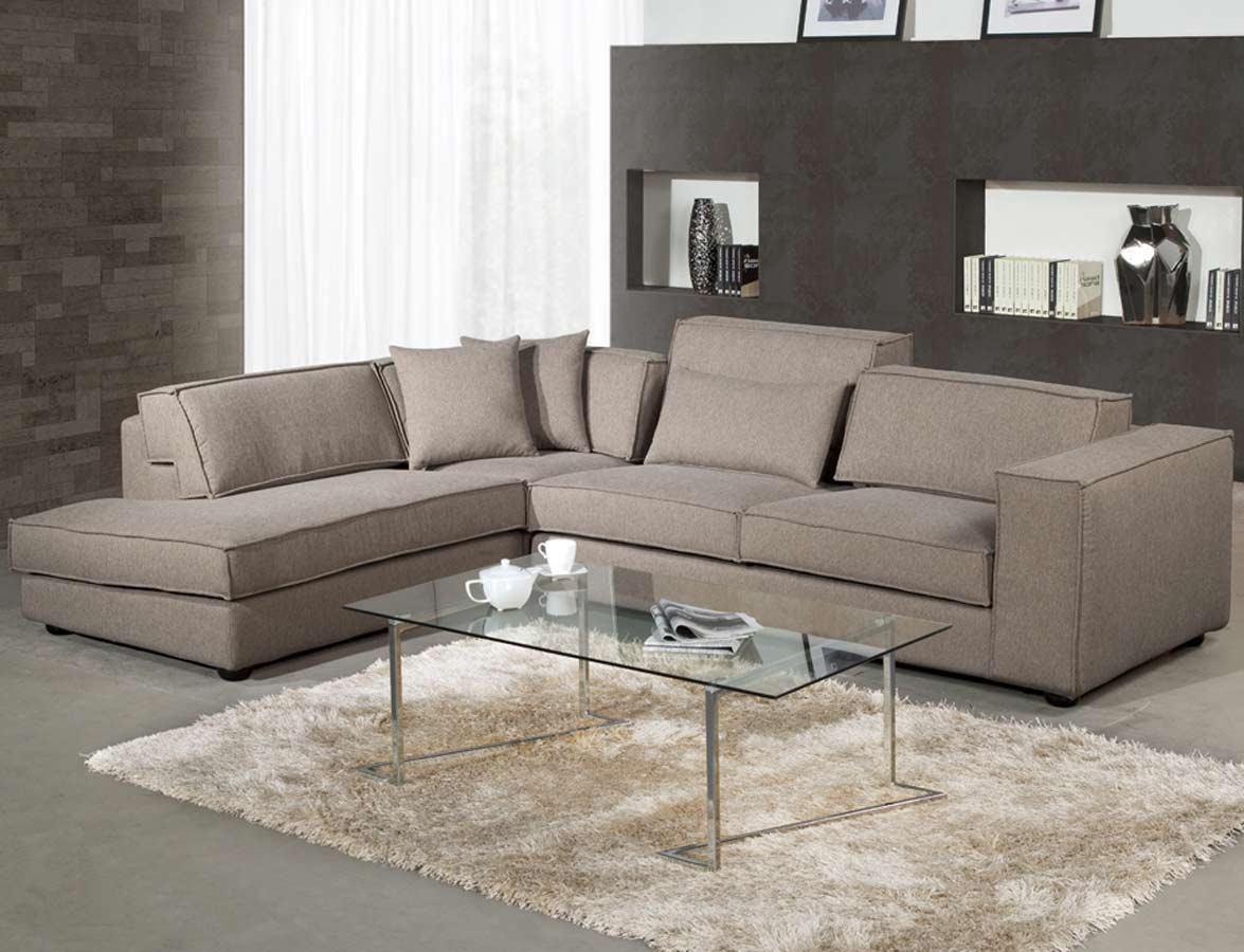 Zuo Modern Sterling Sectional Sofa Left Facing 900055laf