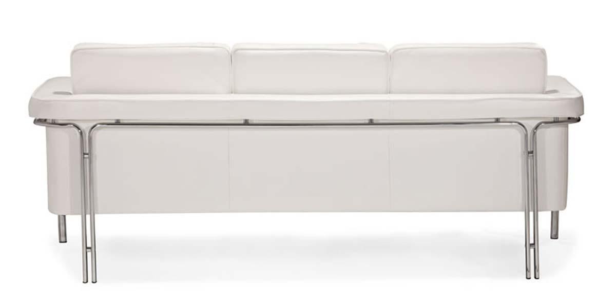 Zuo Modern Singular Sofa - White