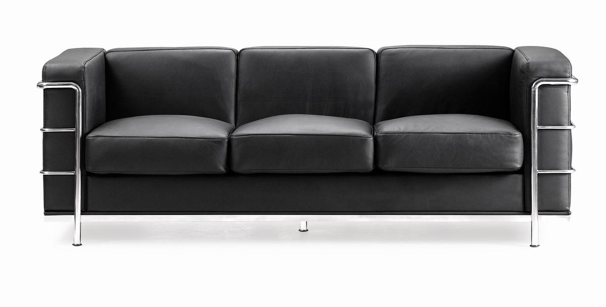 Zuo Modern Fortress Sofa - Black