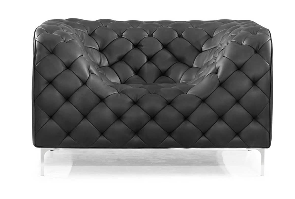 Zuo Modern Providence Armchair - Black