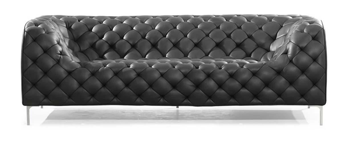 Zuo Modern Providence Sofa - Black