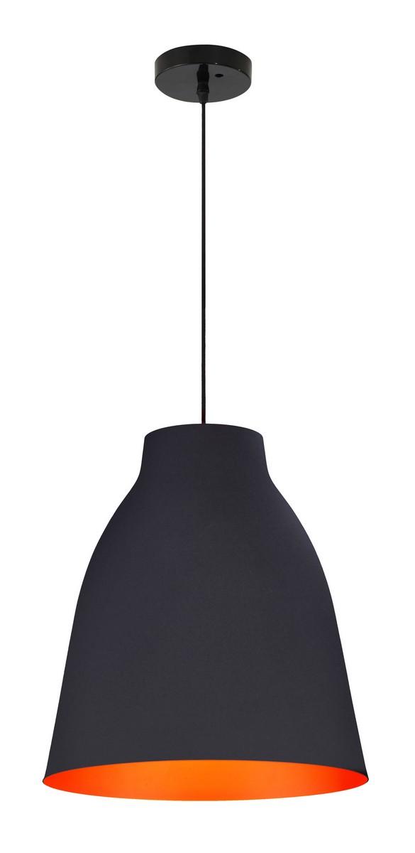 Zuo Modern Bronze Ceiling Lamp - Matte Black