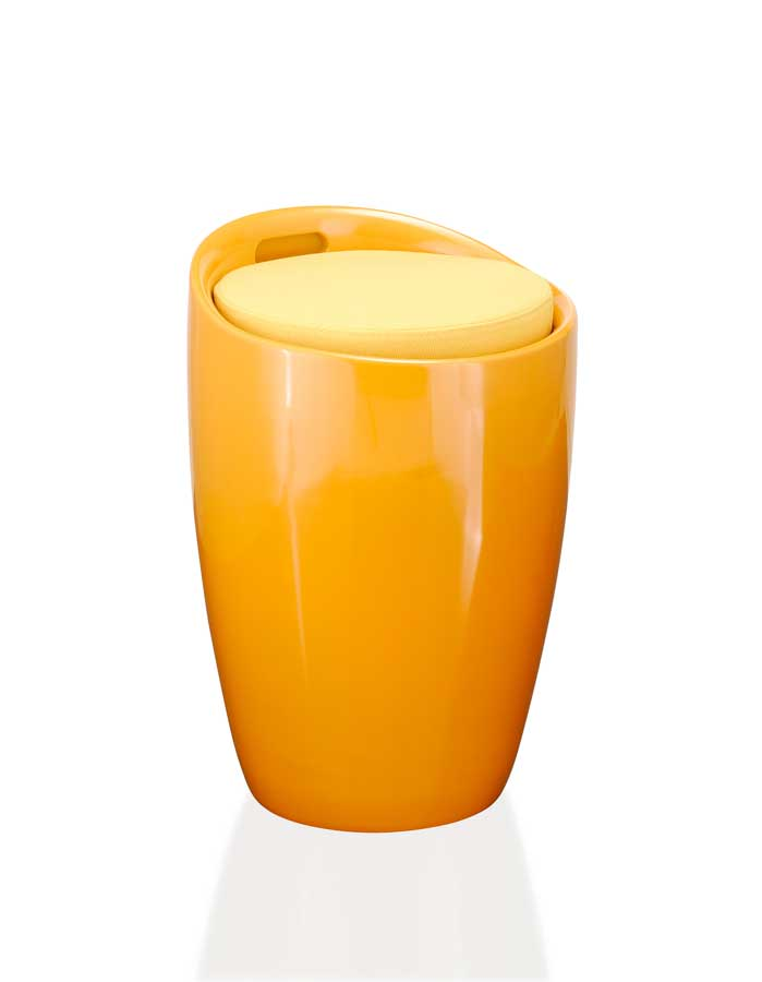 Zuo Modern Pod Stool Orange - Zuo Mod