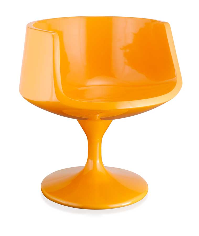 Zuo Modern Cup Chair - Color Options-Zuo Mod