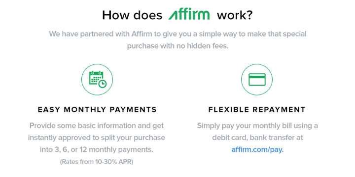 Furnish Now, Pay Later Pay Over Time, on Your Term