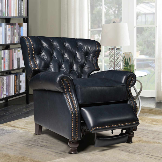 Barcalounger Gallery Luxurious Reclining Chairs and Sofa