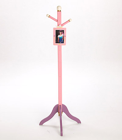 Levels of Discovery Princess Clothestand/Growth Chart