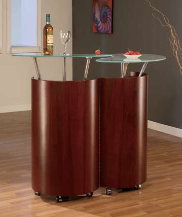 Global furniture usa 777 bar mahogany gf m777 m at for Furniture 777