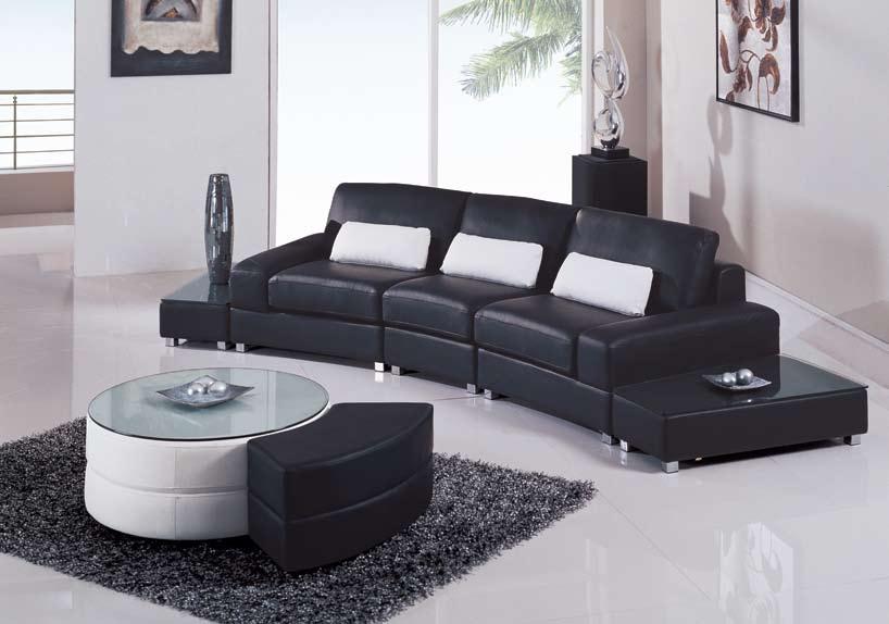 Global Furniture USA F282 5 Piece Sectional   Black. Global Furniture USA F282 5 Piece Sectional   Black GF F 282 Sec