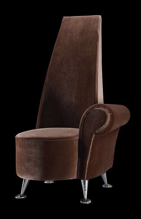 Global Furniture USA GF-S132 Chair - Brown