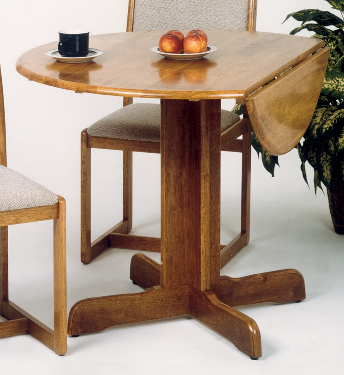 Krause Drop Leaf Table 40in Oak