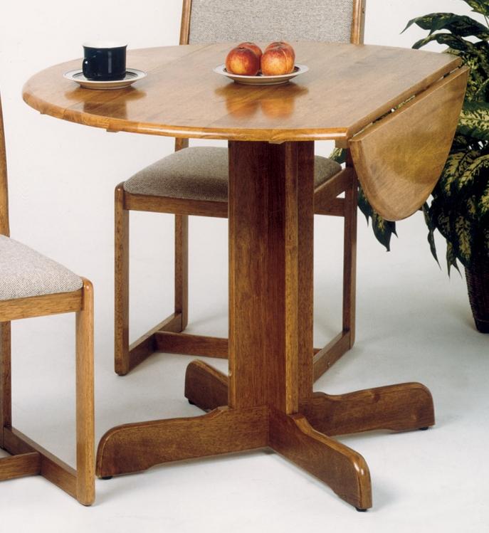 Krause Drop Leaf Table 40in Natural