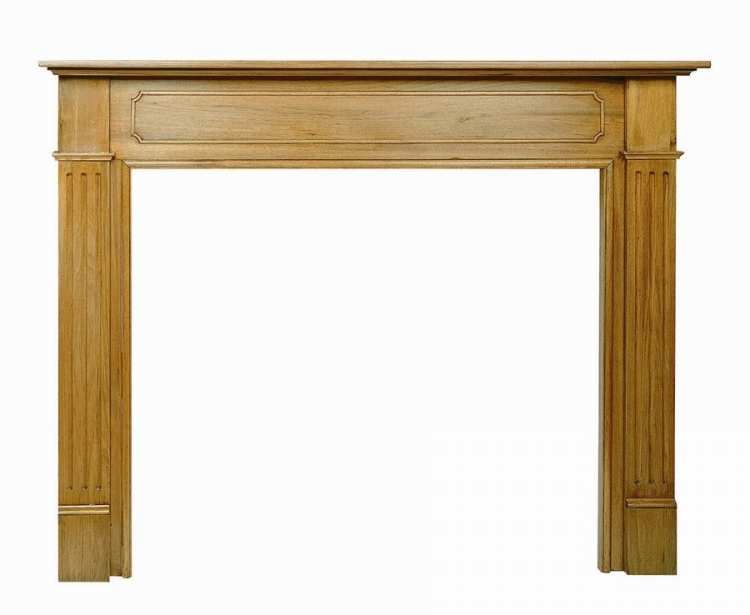 The Williamsburg Mantel-Pearl Mantel