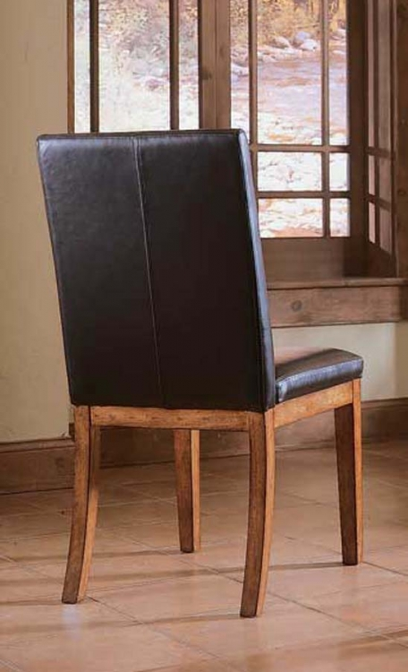 Beacon Ridge Leather Side Chair