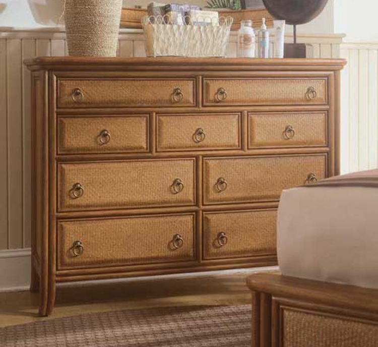 Antigua Tall Drawer Dresser