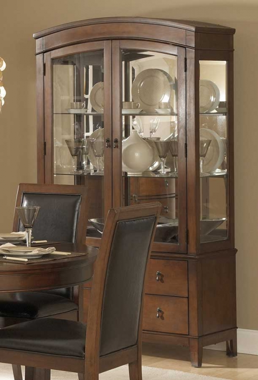 Avalon China Cabinet