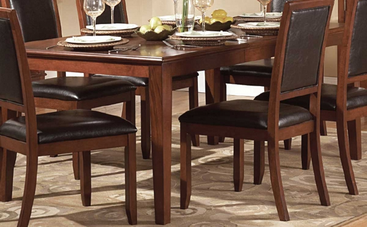 Avalon Rectangle Dining Table - Homelegance