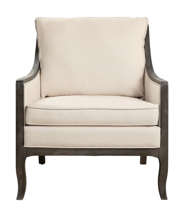 Ceylon Accent Chair - Beige