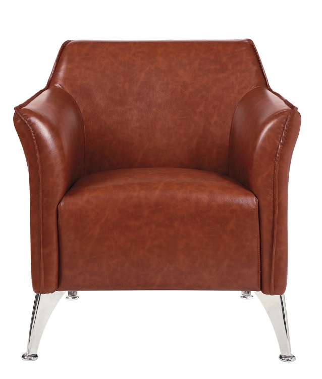 Basseri Accent Chair - Brown