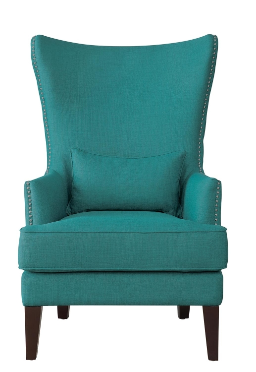 Avina Accent Chair - Teal
