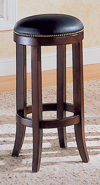 Homelegance Berryessa Bar Stool with Leather