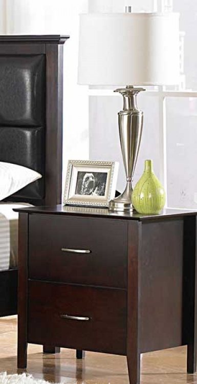 Hammond Night Stand - Homelegance