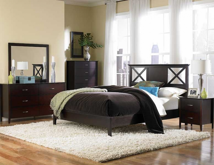 Hammond Bedroom Collection - Homelegance