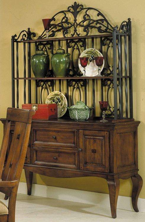 Homelegance Shady Brook Baker Rack