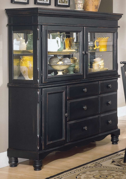 Homelegance Village Court Hutch Buffet