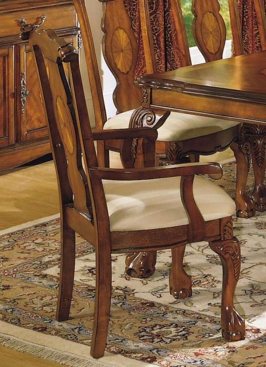 Mediterranean Arm Chair