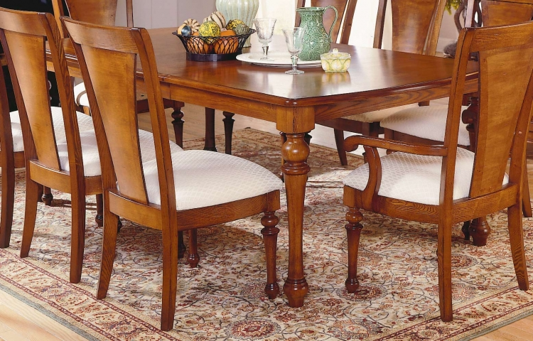 Ashborough Leg Table