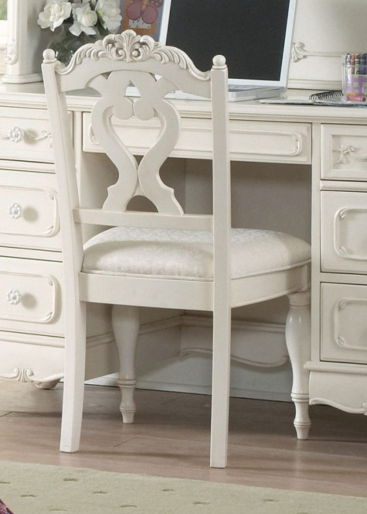 Cinderella Chair-Homelegance