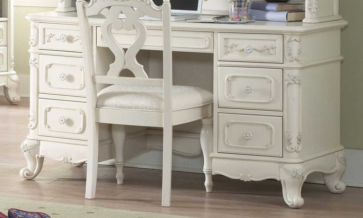 Cinderella Writing Desk-Homelegance
