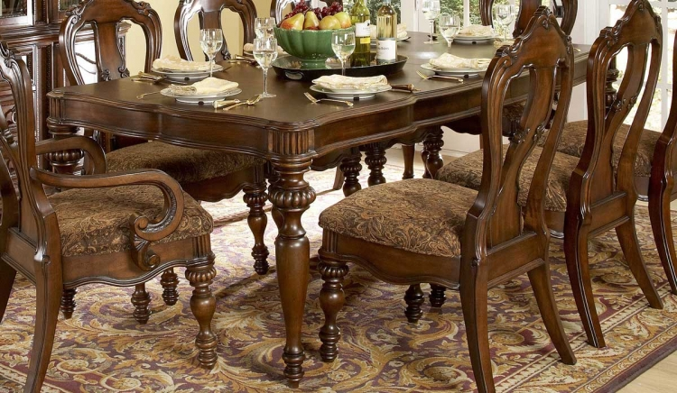 Prenzo Dining Table-Homelegance