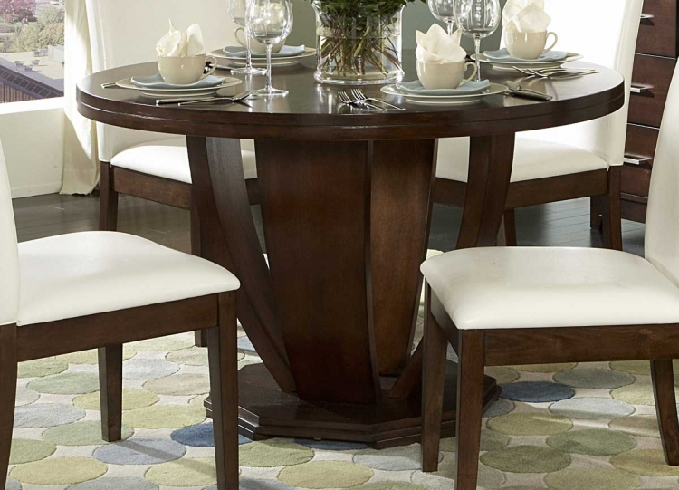 Elmhurst Round Dining Table - Homelegance