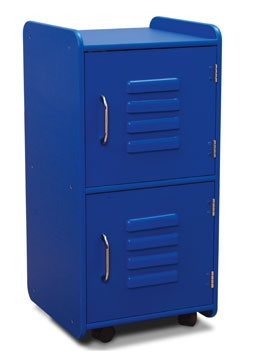 Locker - Medium - Blue