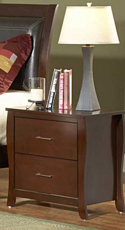 Rivera Night Stand - Homelegance