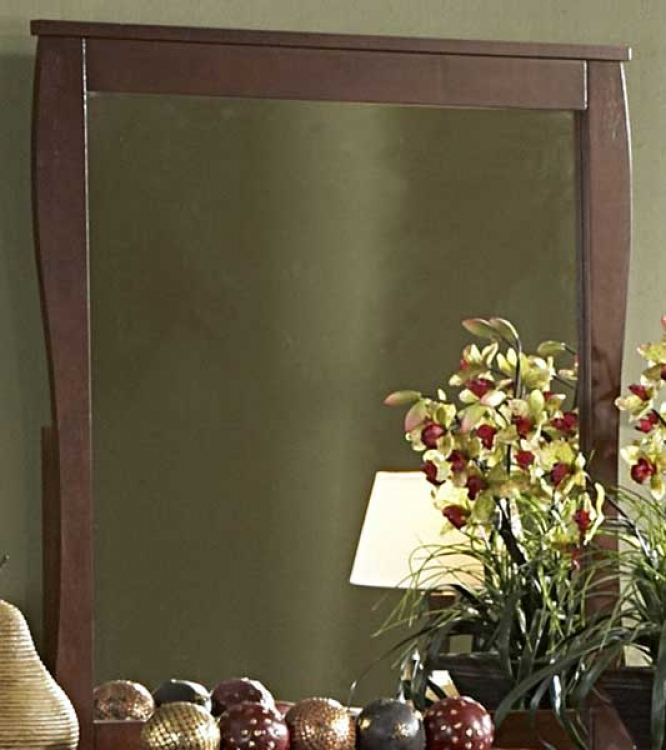 Rivera Mirror - Homelegance
