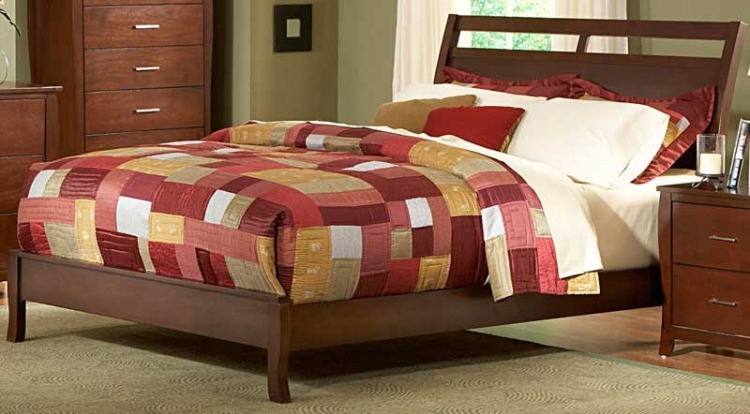 Rivera Bed - Homelegance